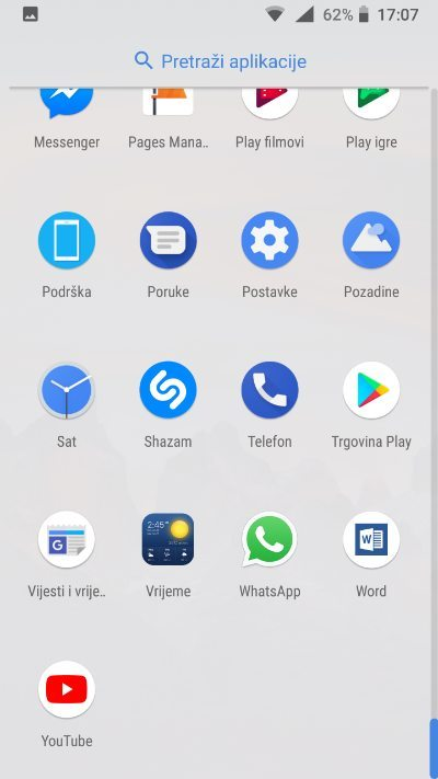 Nokia 8 8.1 Oreo 7