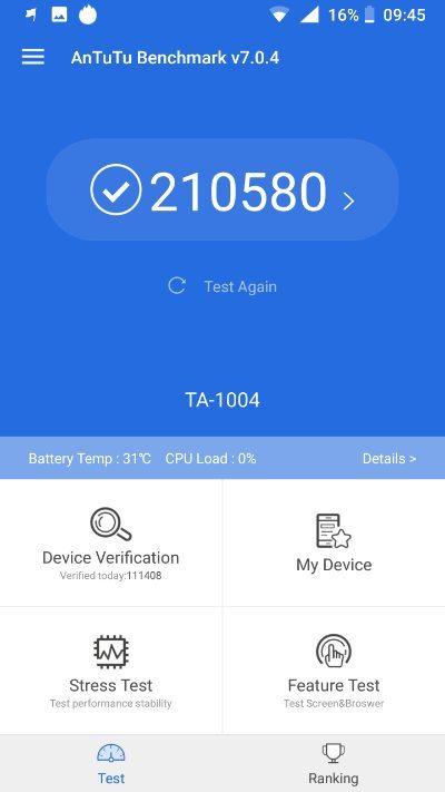 Nokia 8 8.1 Oreo 9