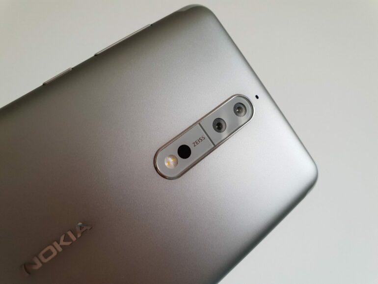Nokia 8 Oreo 8 2