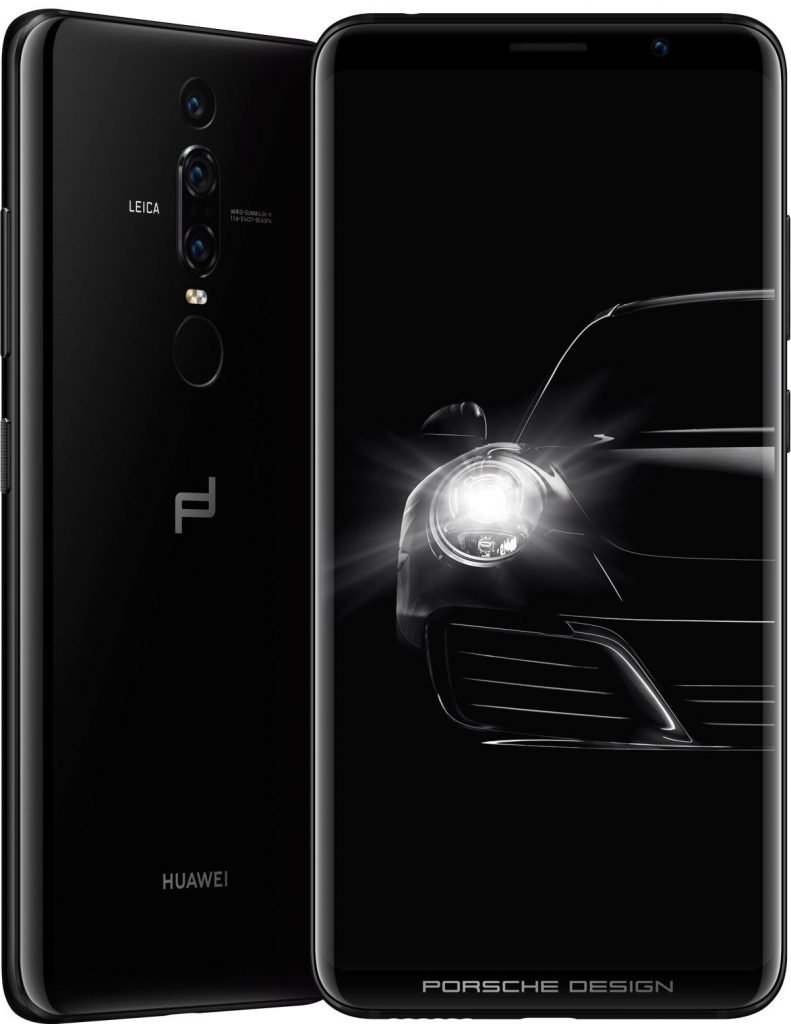 Porsche Design Huawei Mate RS Black