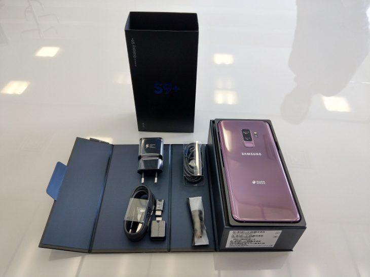 Samsung Galaxy S9 4 1