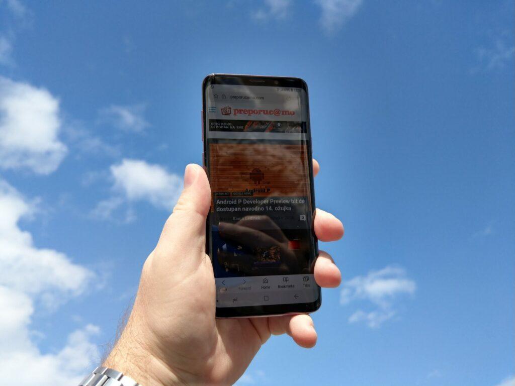 Samsung Galaxy S9 8 2