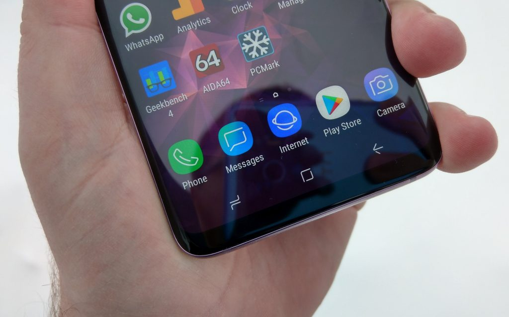 Samsung S9 8