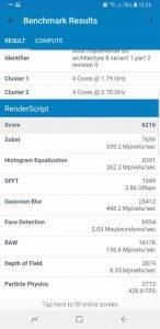 Samsung S9 Geekbench 4 1
