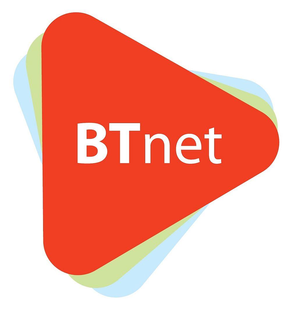 BT net logo
