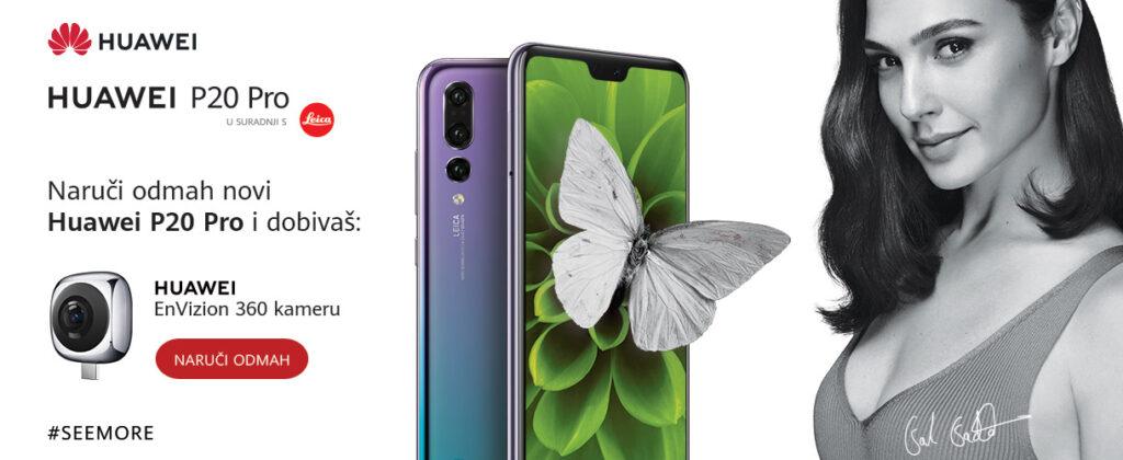Huawei P20 Pro preorder
