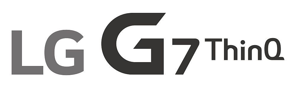 LG G7 ThinQ Logo web