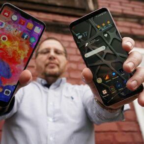 Samsung S9 vs Huawei P20 Pro 1 1