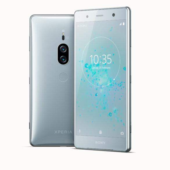 Sony XZ2 Premium 3