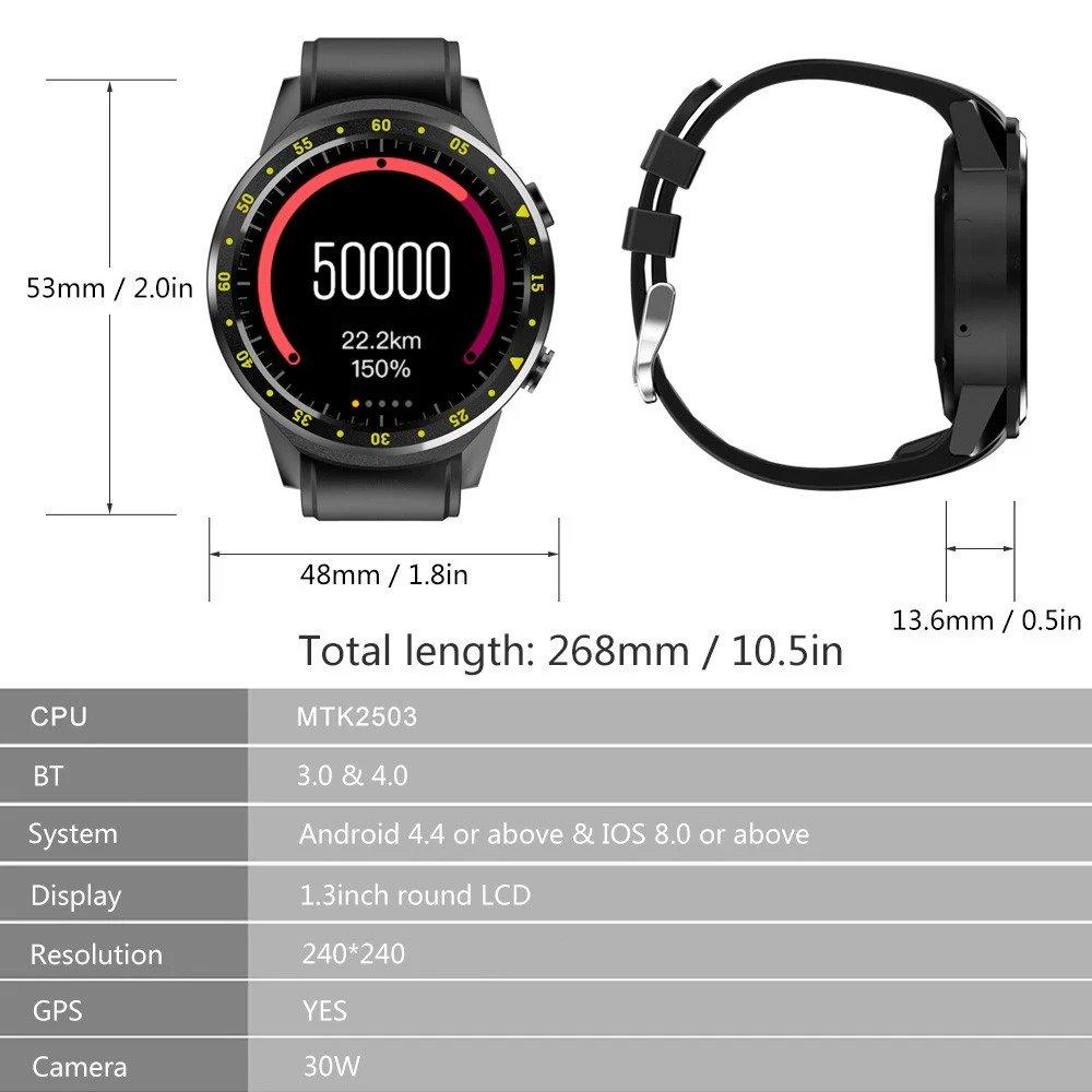 F1 smartwatch 2