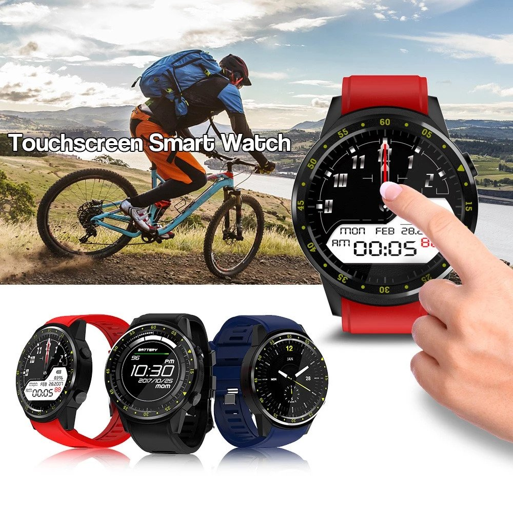 F1 smartwatch 4