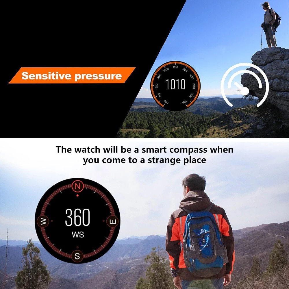 F1 smartwatch 8