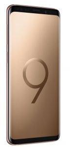 Galaxy S9 Sunrise Gold 2 Large