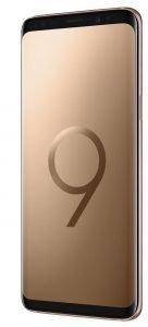 Galaxy S9 Sunrise Gold 3 Large