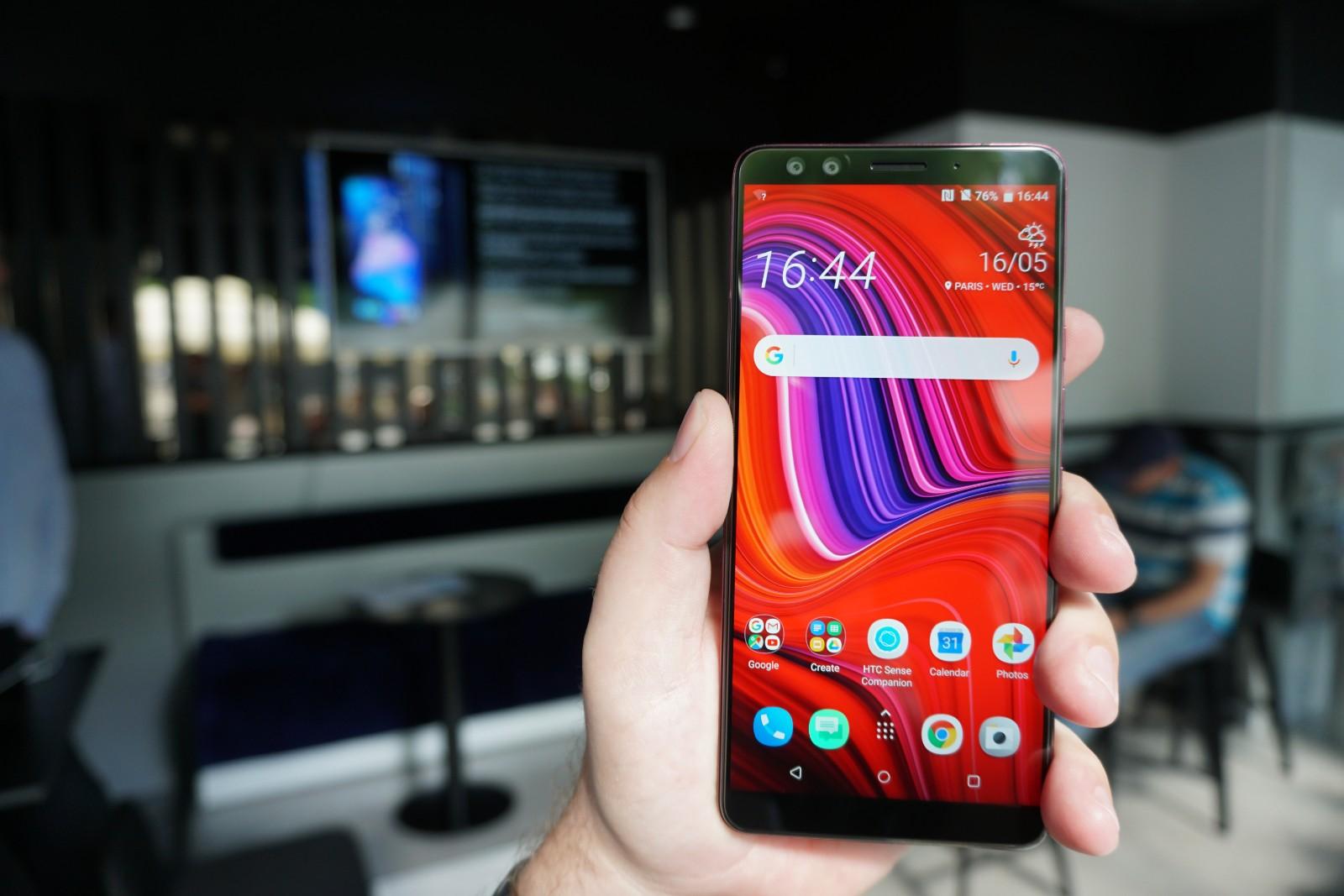 HTC U12 8