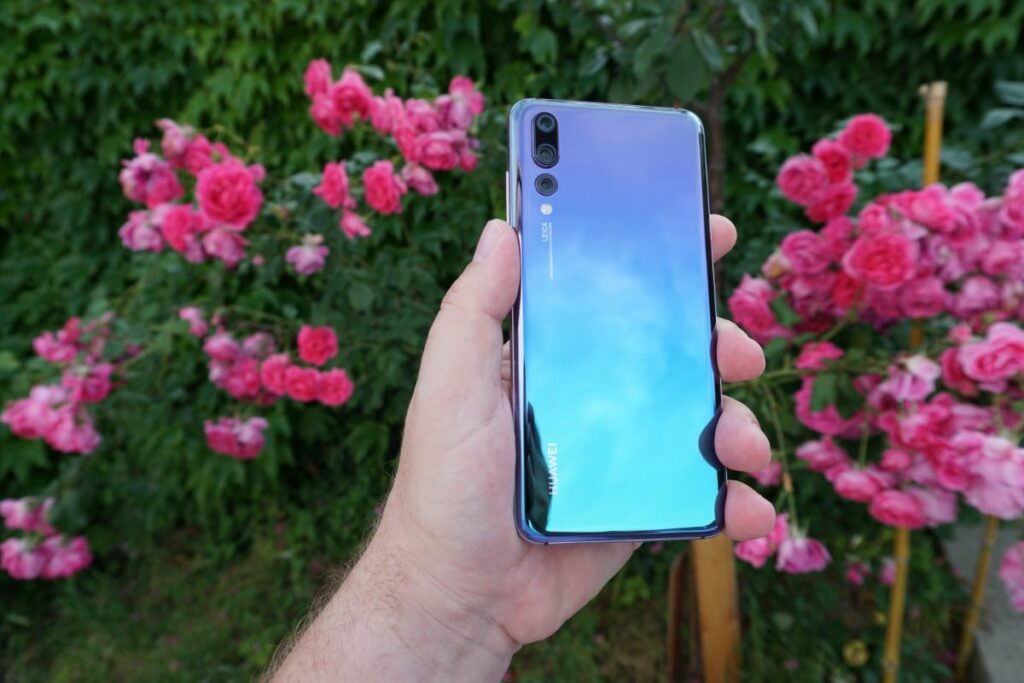 Huawei P20 Pro 4