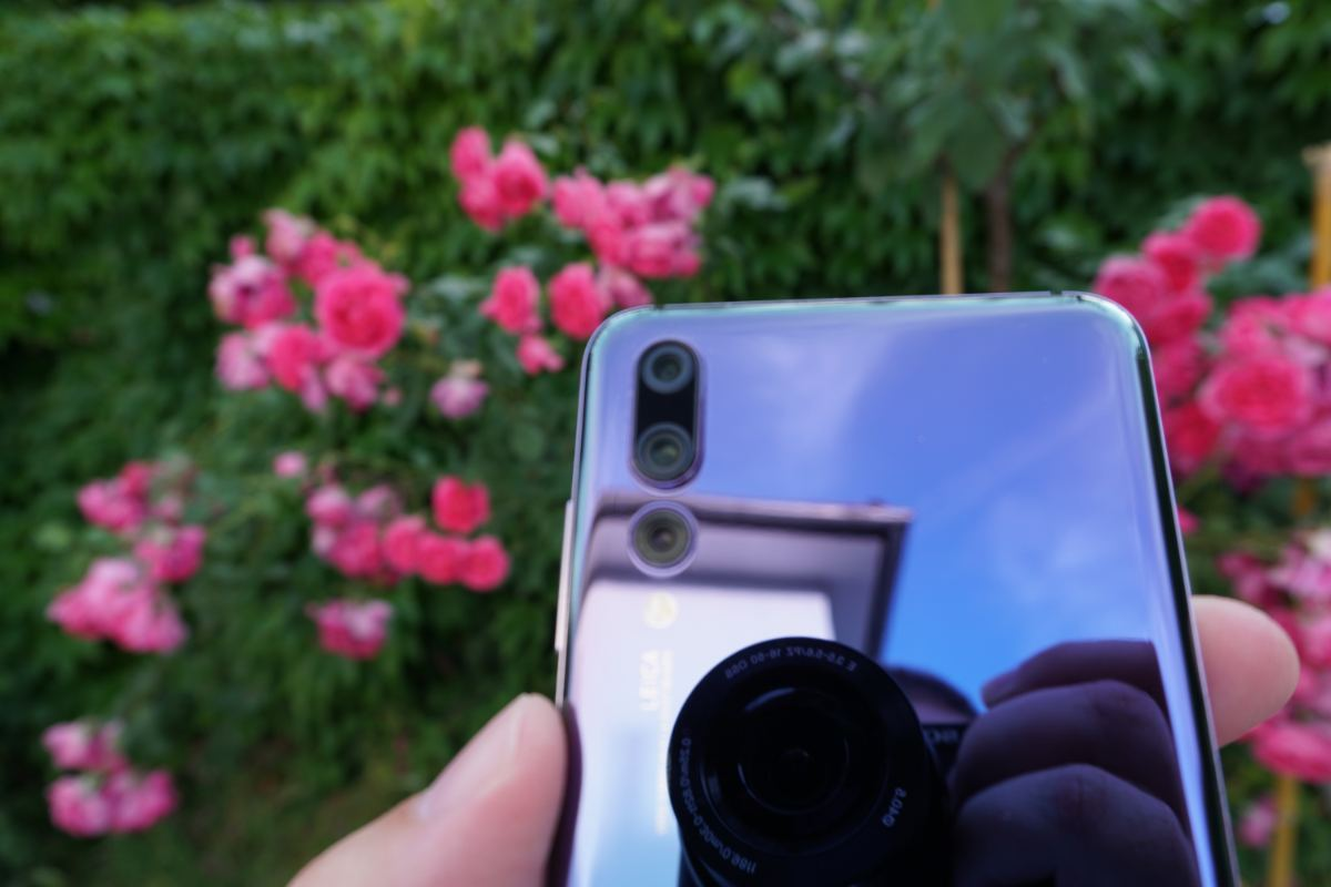 Huawei P20 Pro 5
