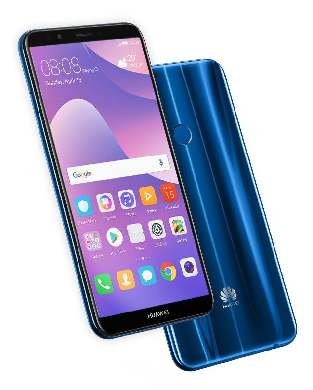Huawei Y7 Prime 2018 4