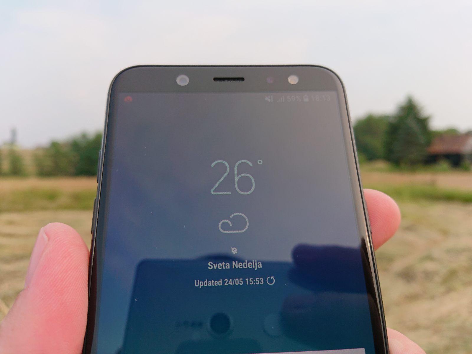 Samsung A6 3 1