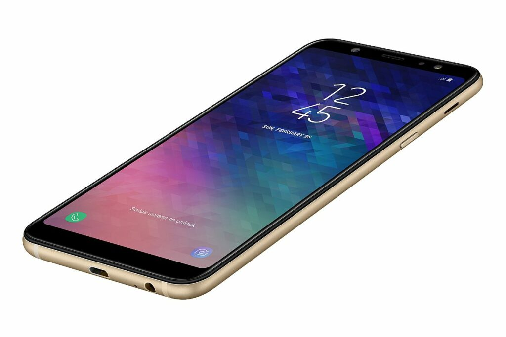 Samsung A6 5