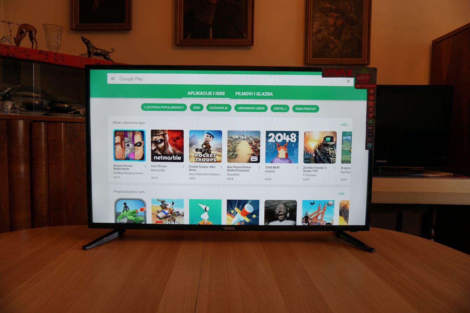 Vivax TV 40LE77SM 16