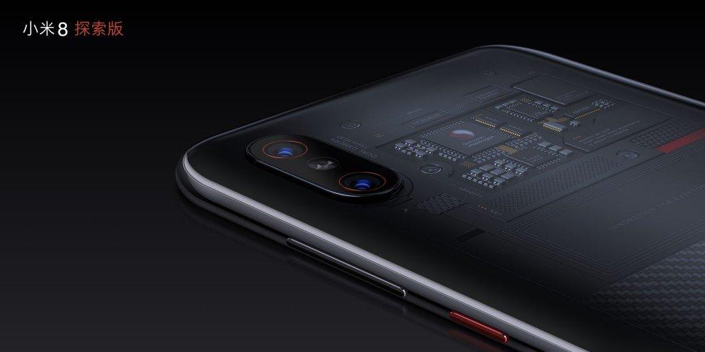 Xiaomi Mi 8 3