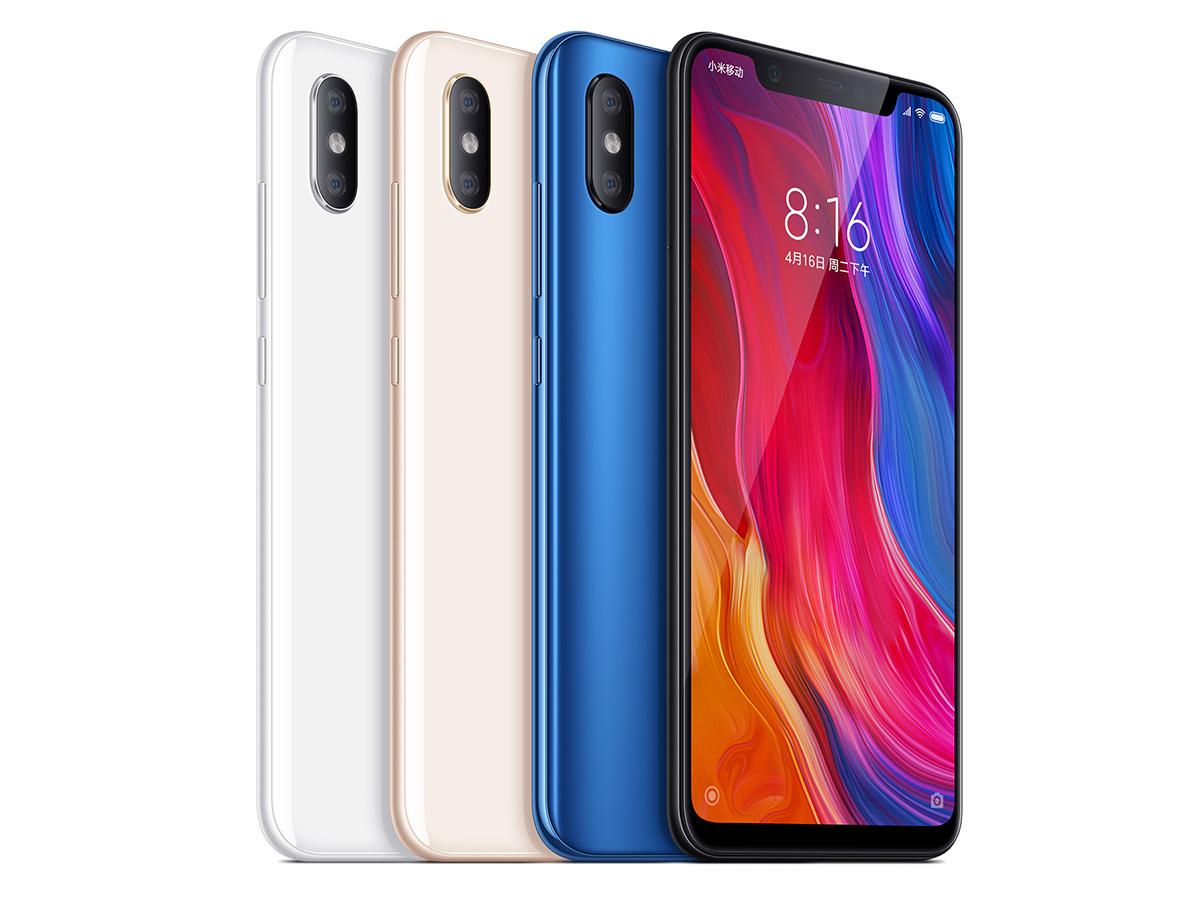 Xiaomi Mi 8 8