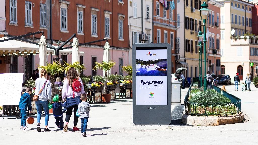 Digitalna govornica u Rovinju 2