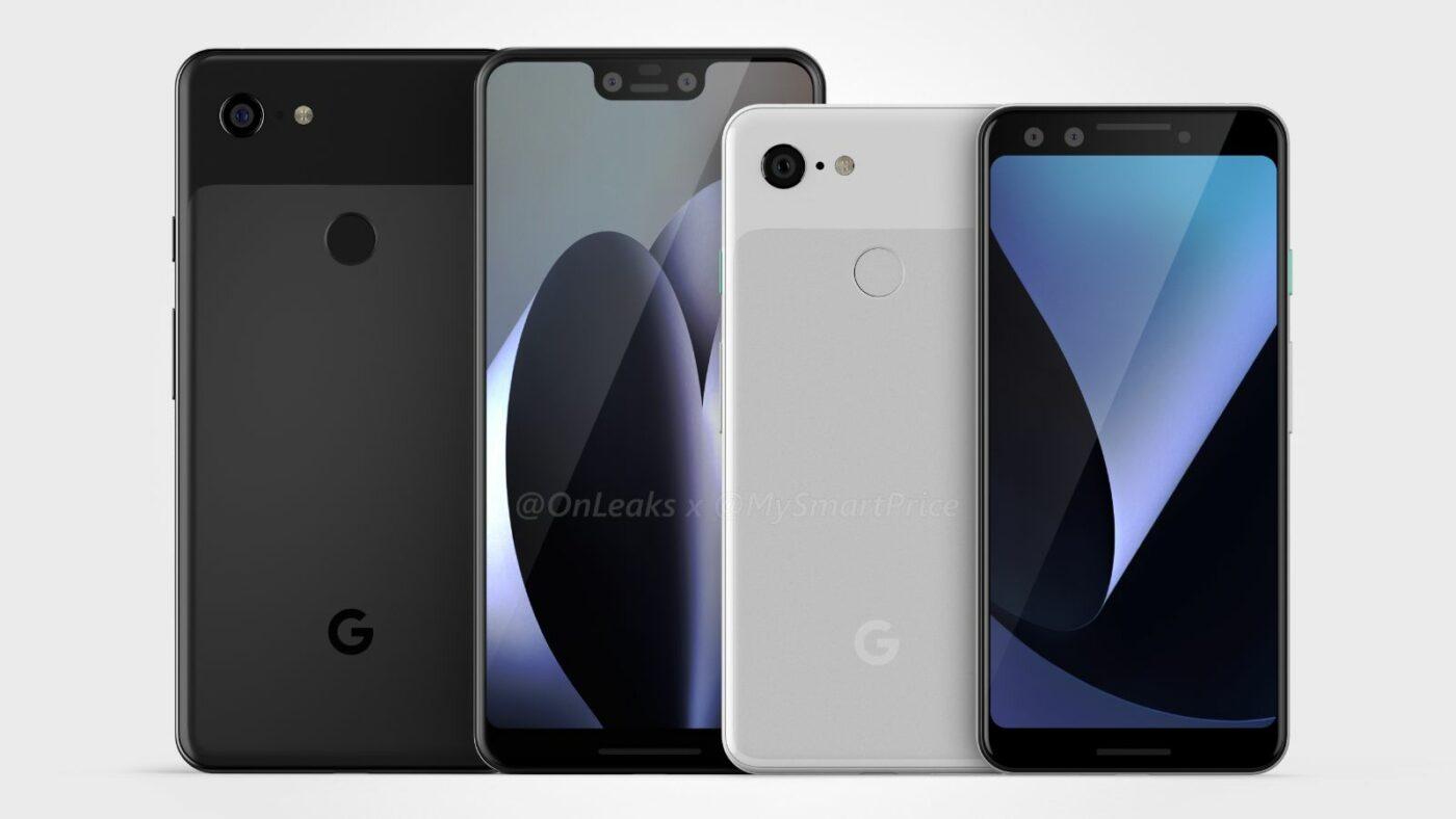 Google Pixerl 3 3 XL 2