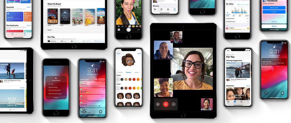 iOS 12 1