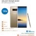 Galaxy narate srpanj crazy N8 zlatni 570x600