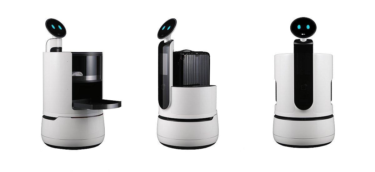 LG CONCEPT ROBOTS