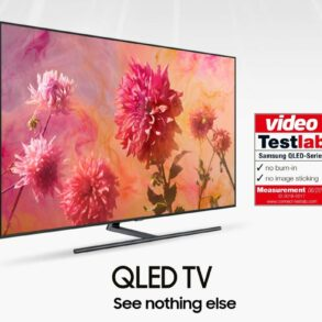 Samsung QLED TV bez burn in problema