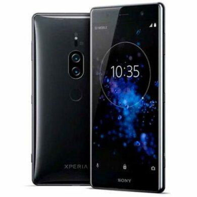 Sony XZ3 preorder 1