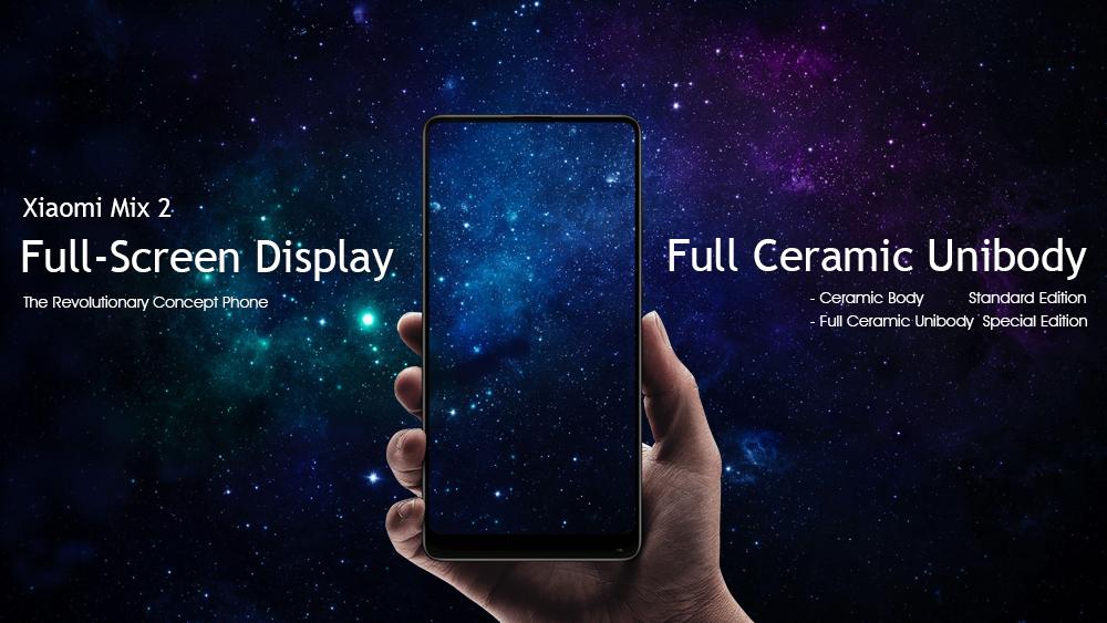 Xiaomi Mi Mix 2 3