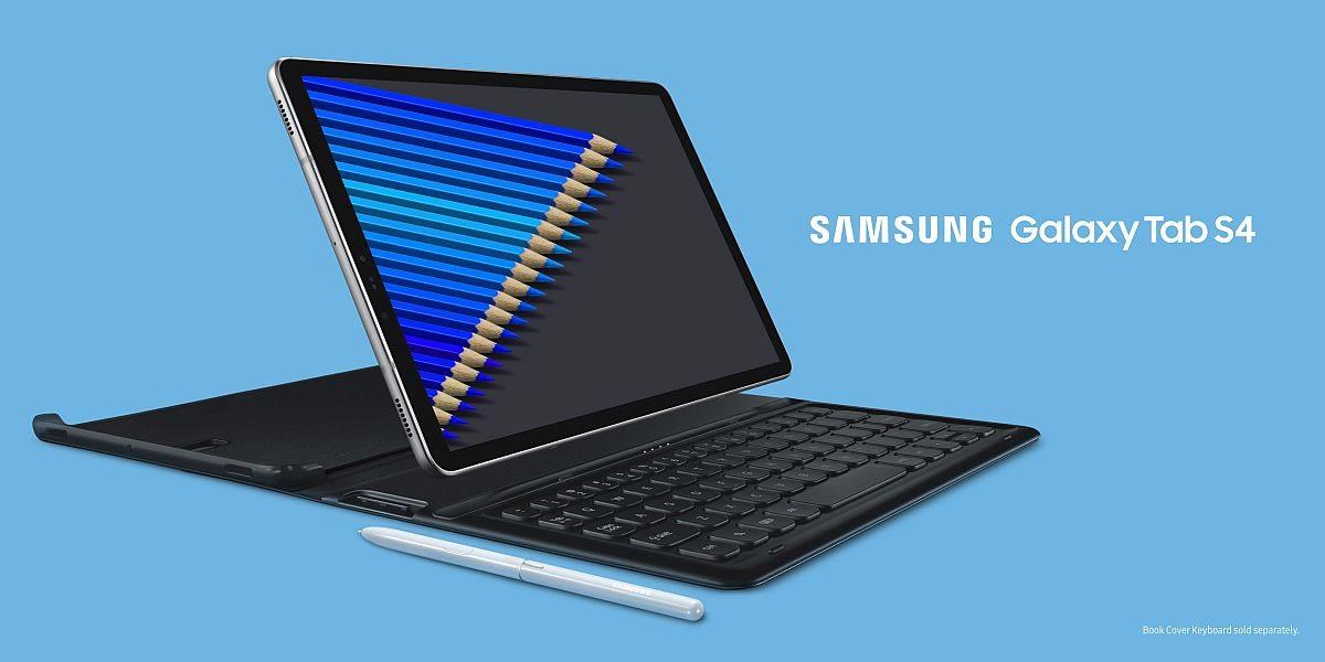 Galaxy Tab S4 4
