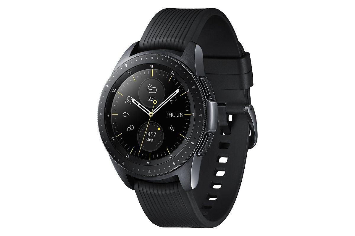 Galaxy Watch 42mm Midnight Black 2
