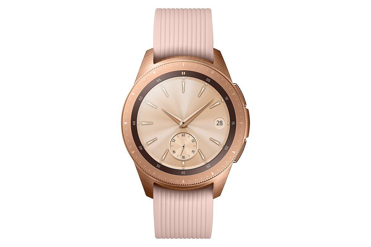 Galaxy Watch 42mm Rose Gold 2