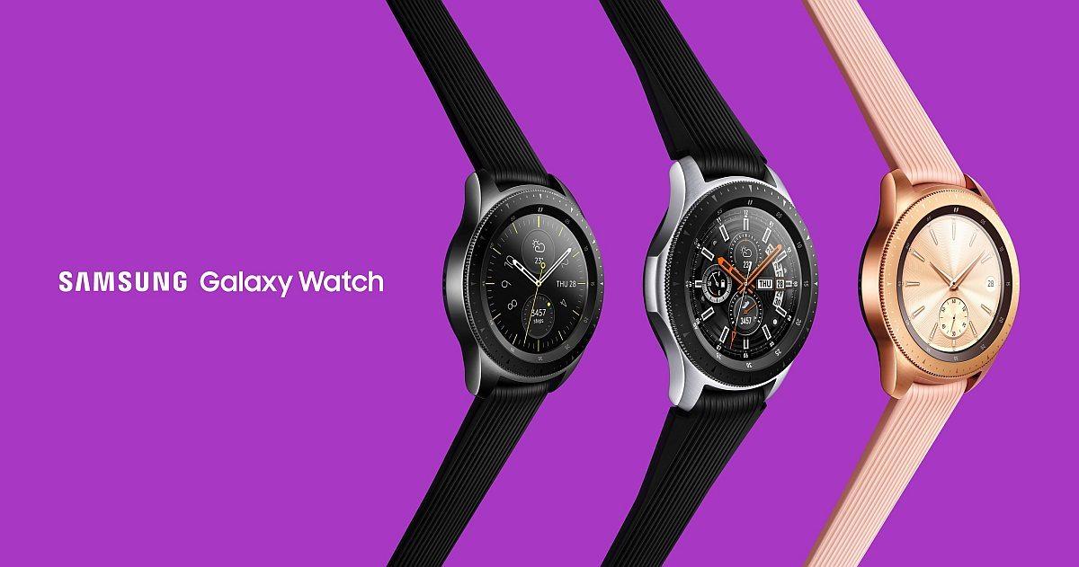 Galaxy Watch Key Visual