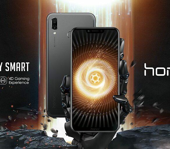 HonorPlay KV Horizontal