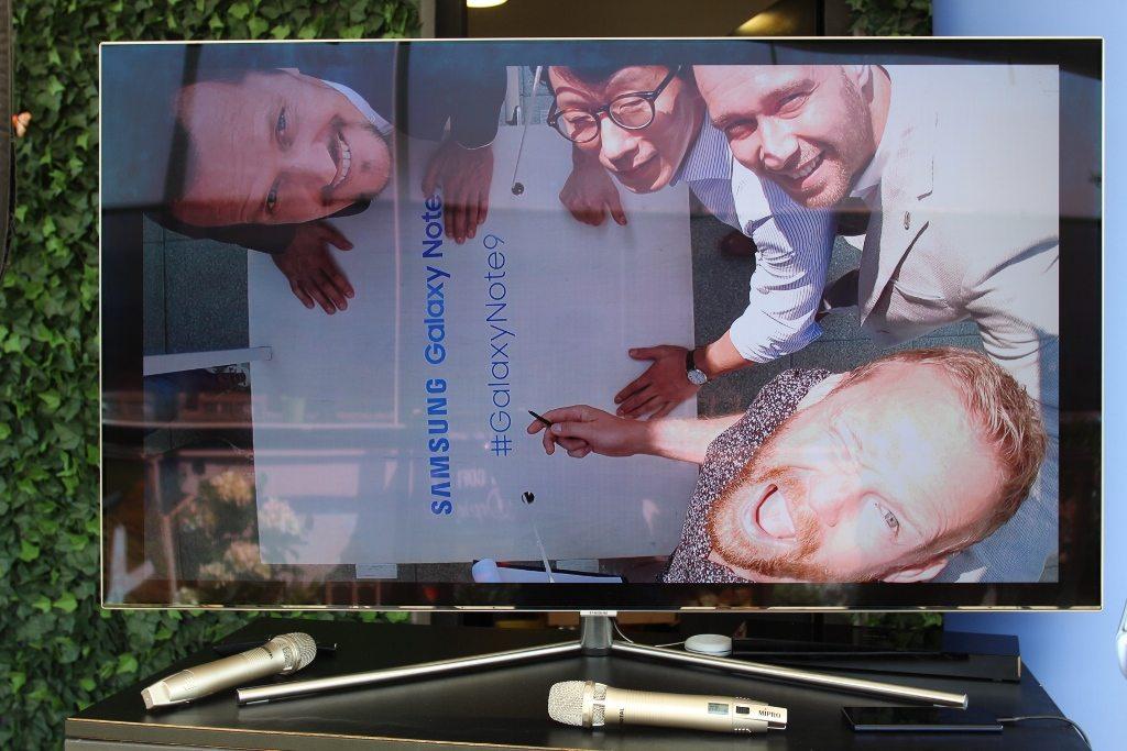 Hrvatska premijera Samsung Galaxy Note9 3