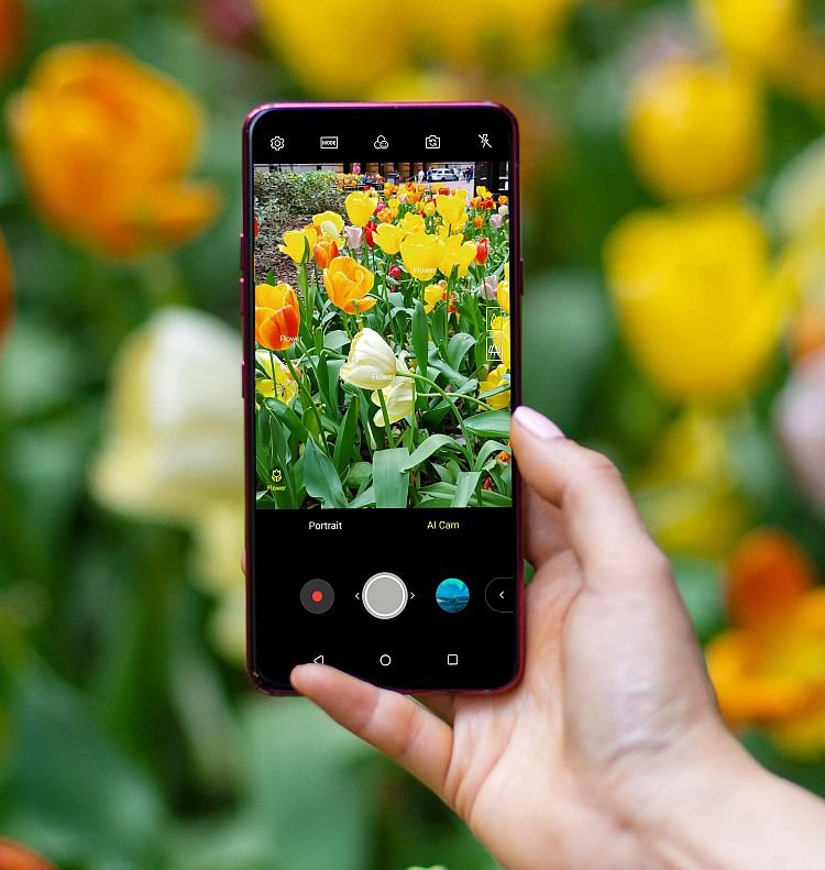 LG G7 in Action 06