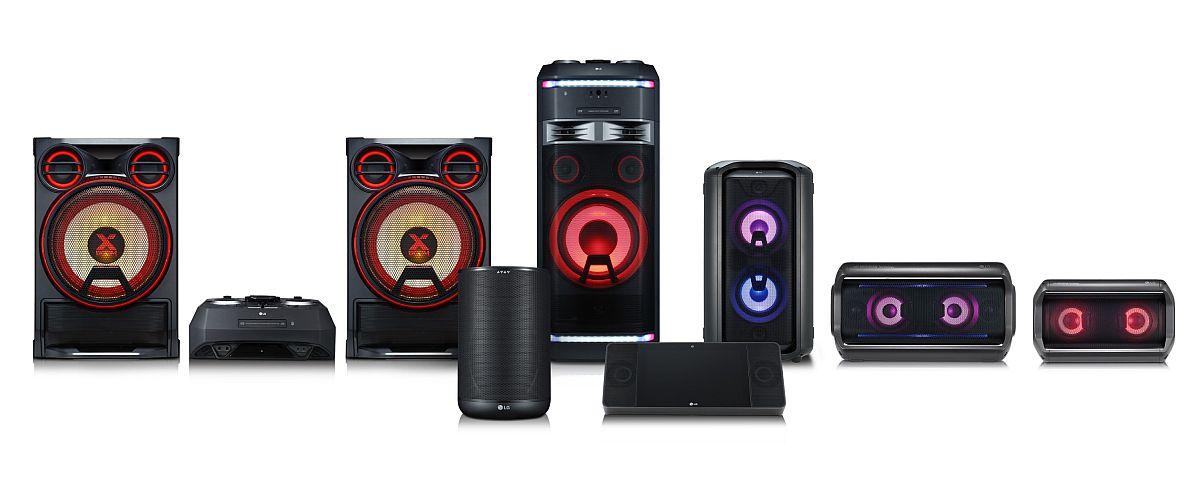 LG XBOOM Range1