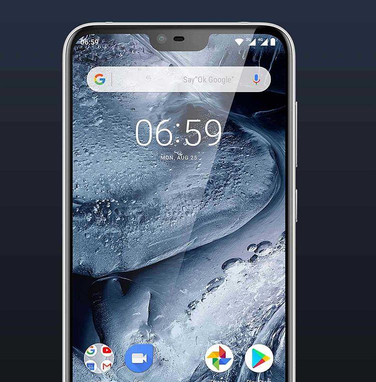 Nokia 6.1 Plus 3