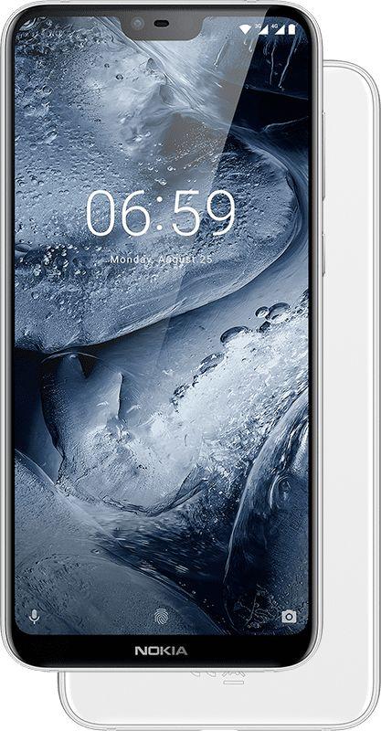 Nokia 6.1 Plus 4