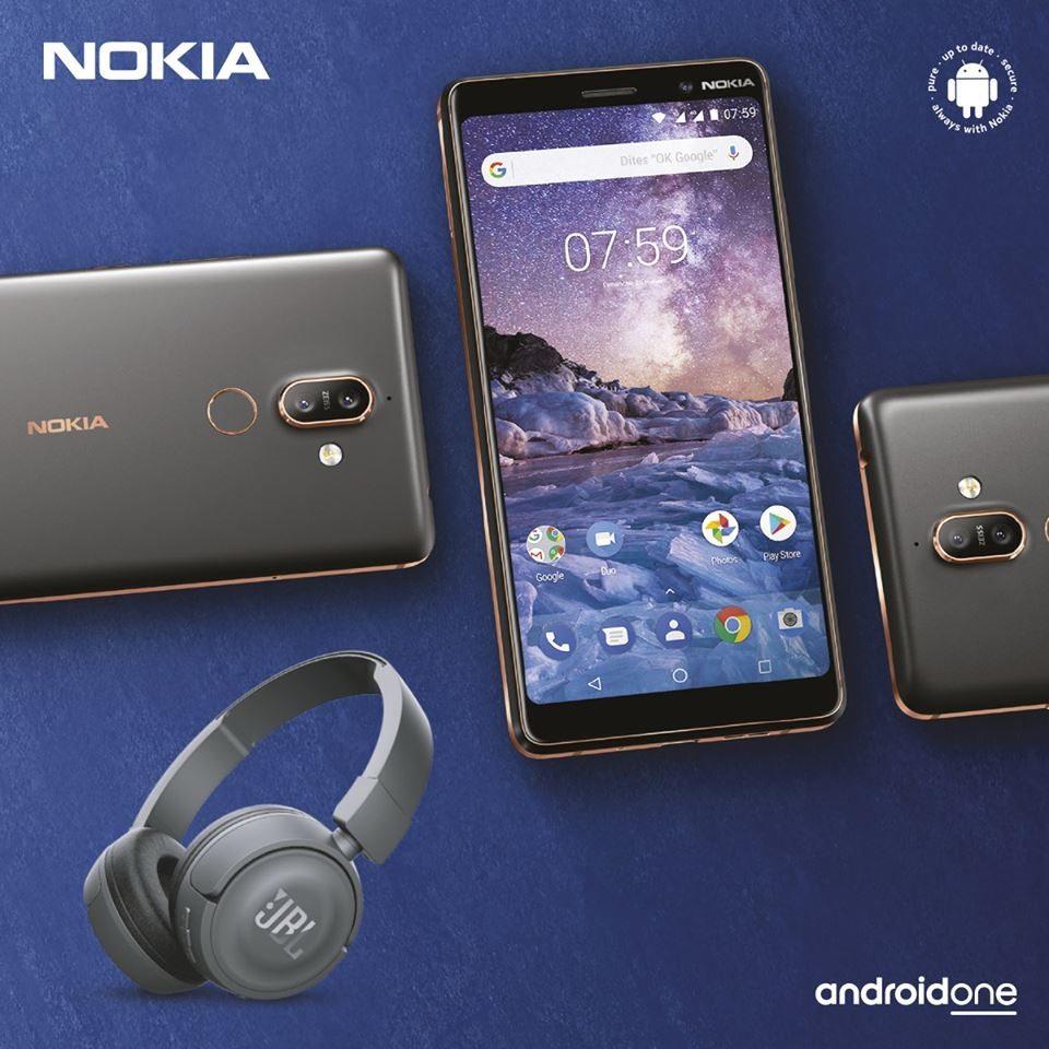 Nokia 7 plusž