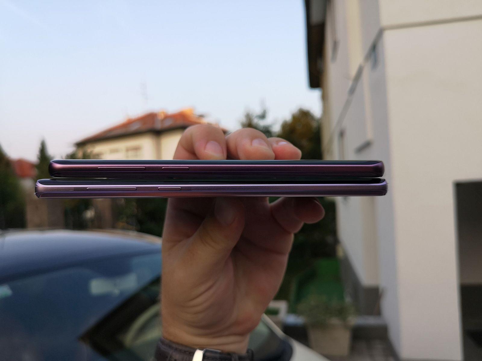 Note 9 vs S9 6