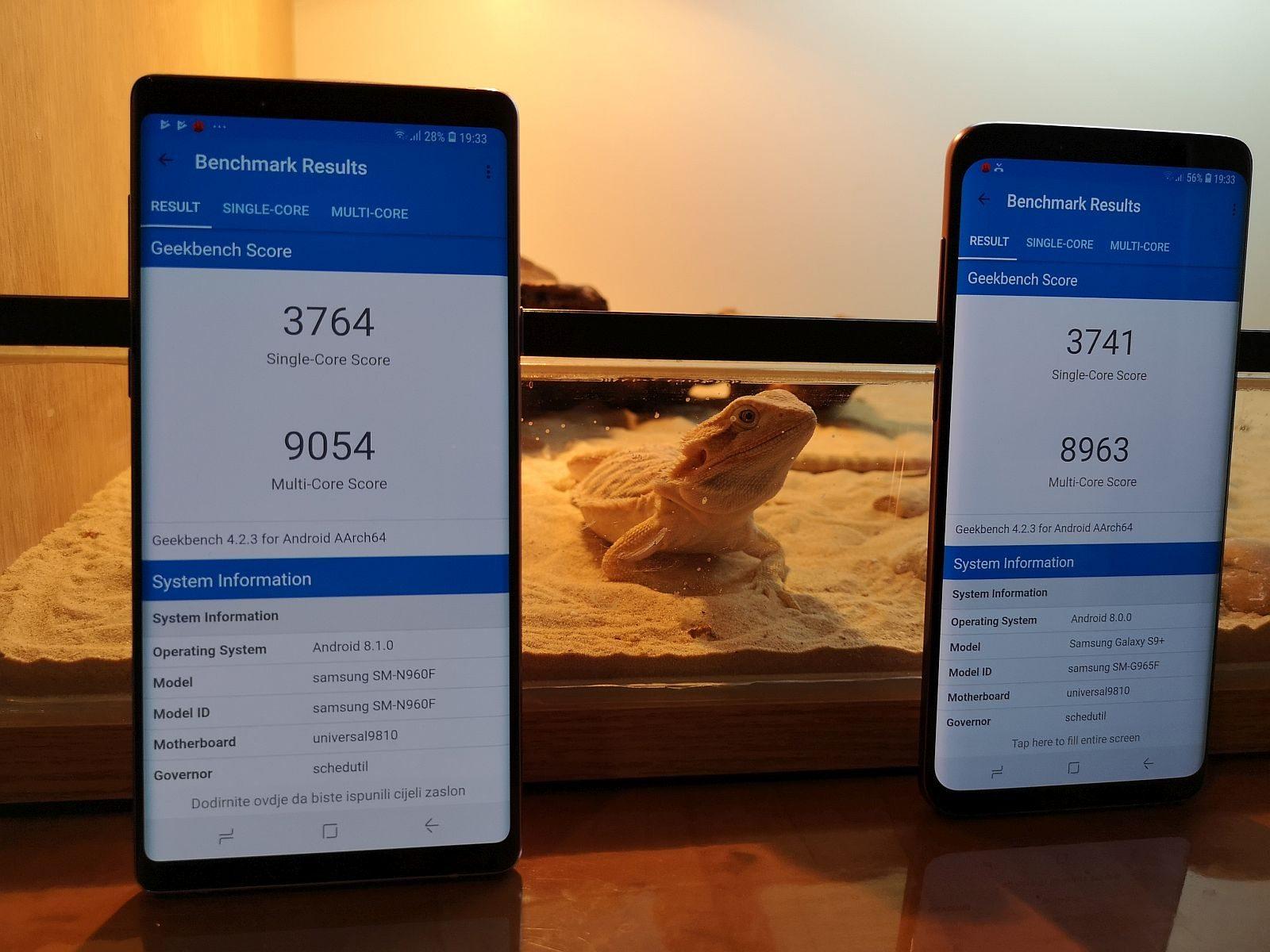 Note 9 vs S9 9