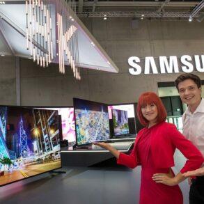 01 IFA 2018 Samsung