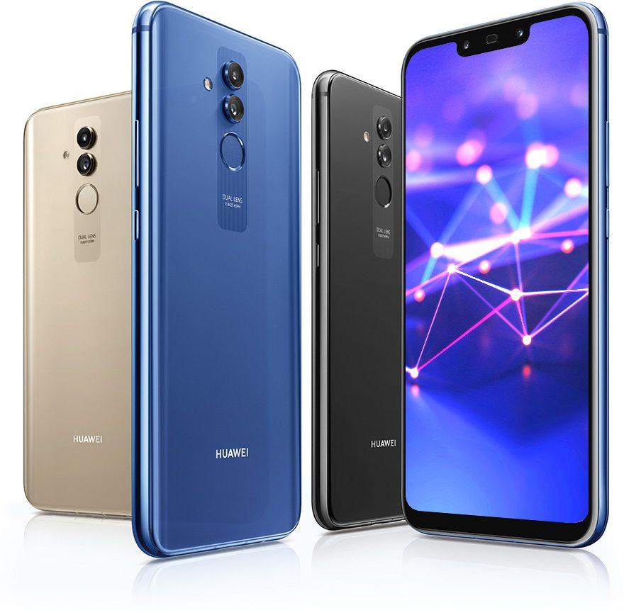 Huawei Mate 20 Lite 3